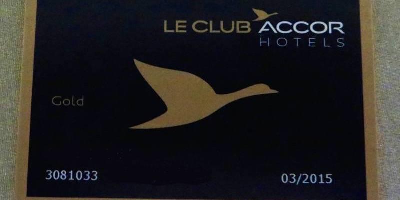 Carte Accor Gold.L Astuce Pour Recevoir Votre Carte Accorhotels Gold Pour Une